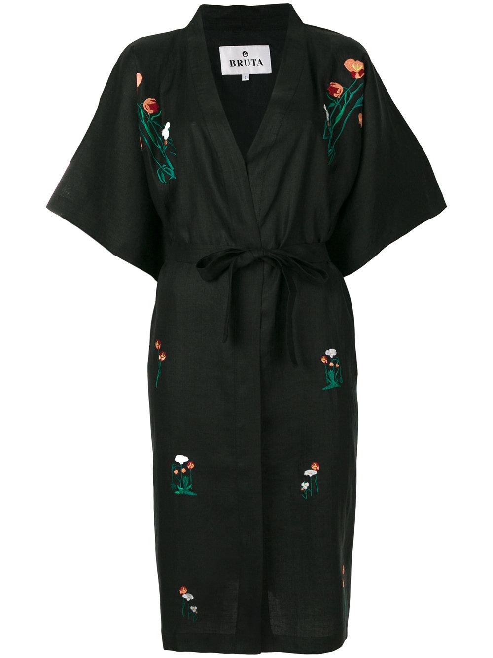 BRUTA - Bouquet kimono$330