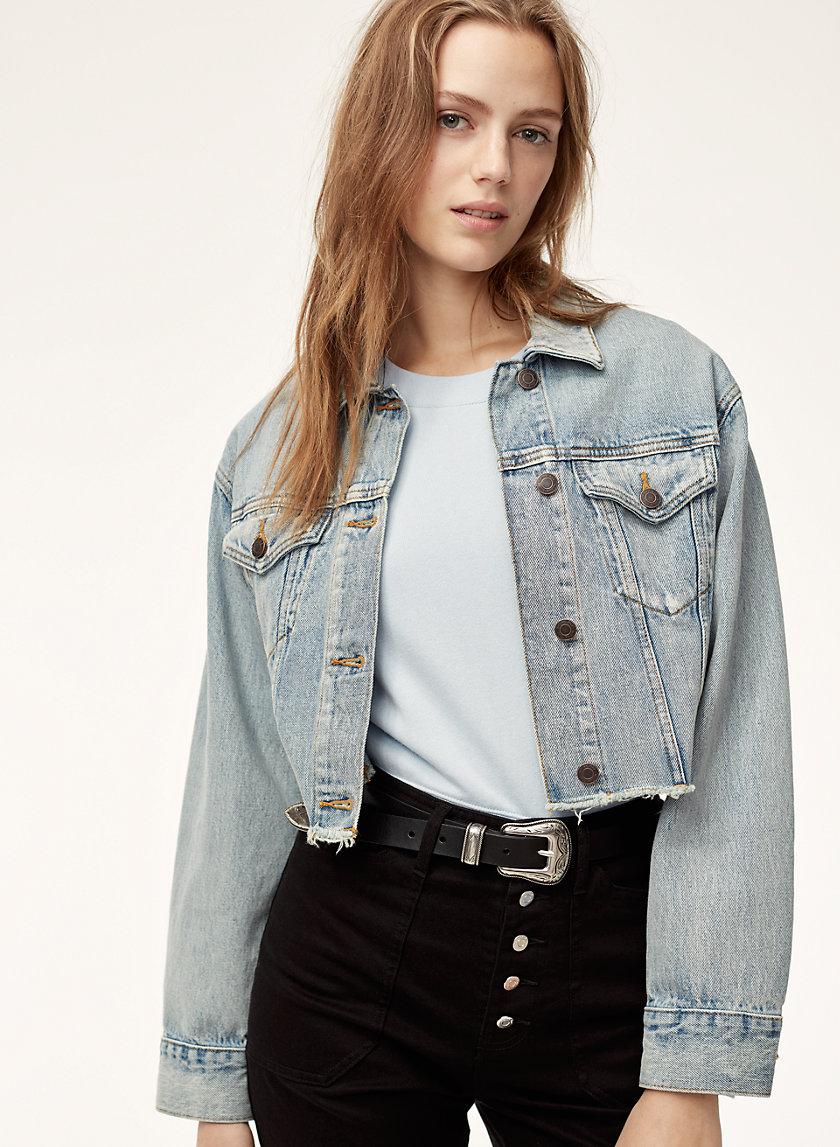 Aritzia Denim Jacket$125 -