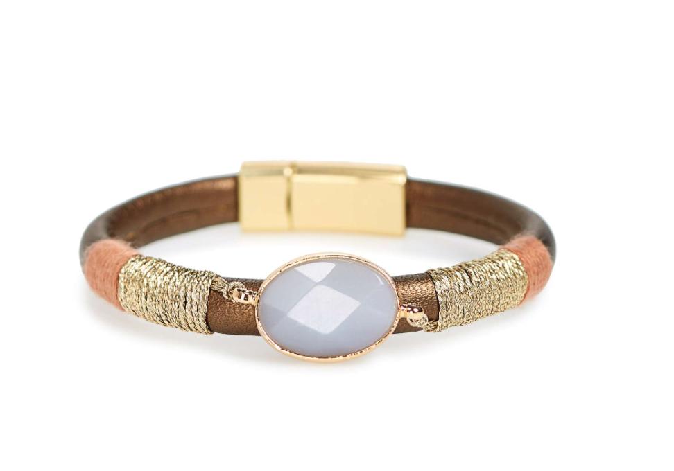 Panacea Leather Bracelet $43.13 -