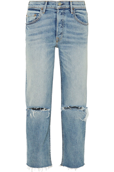 Grlfrnd high Rise jeans $250 -