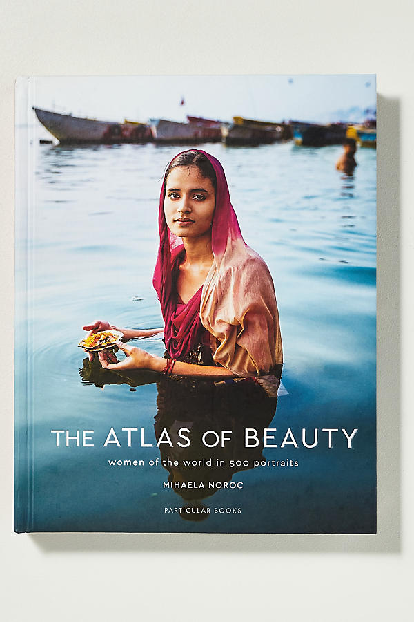 The Atlas Of Beauty Book$40 -