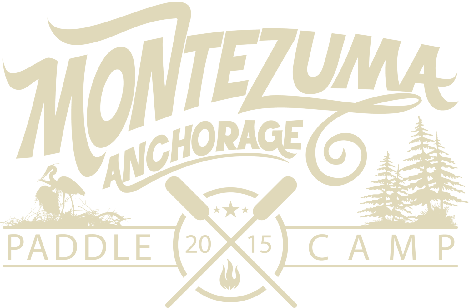 Montezuma Anchorage Paddle Camp