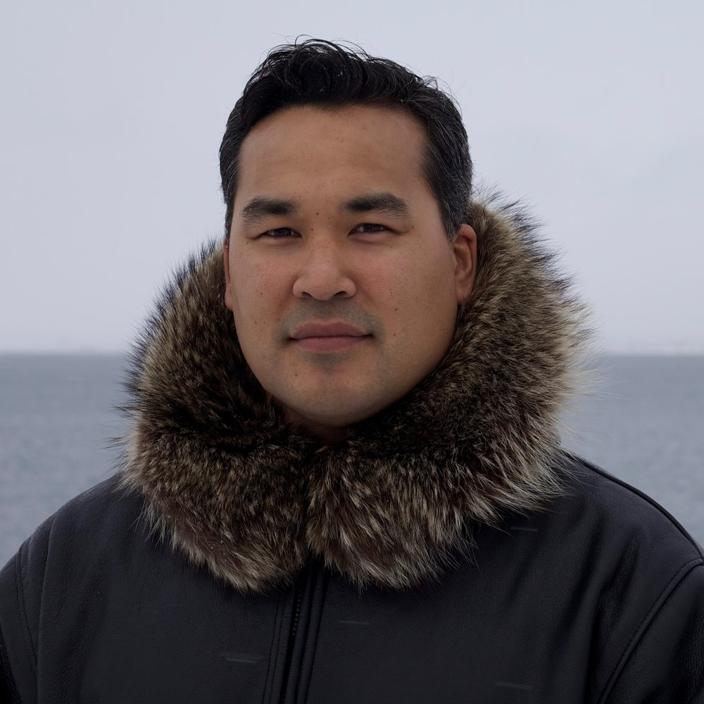 Pujjuut Kusugak - Pujjuut is a former teacher at Maani Ulujuk Ilinniarvik and was Director of Language and Cultural Development with the Kivalliq Inuit Association before serving as a Hamlet Councillor and then as the Mayor for Rankin Inlet for two years. He sits on the board of directors for Nunavut Sivuniksavut (Unique college program for Inuit youth in Ottawa) and the Atuqtuarvik Corporation (private Inuit investment company). Pujjuut started with Agnico Eagle Mines in 2015 as Senior Coordinator for Community Affairs. He enjoys hunting, camping and fishing with his family at their cabin. Pujjuut is passionate about his Inuktitut language and education.
