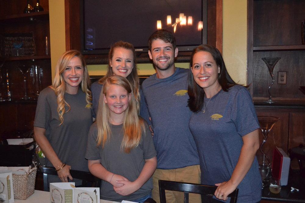 Abby Emanuel and Kinleigh Bearden and Ben & Katie Emanuel and Jennifer Bearden.JPG