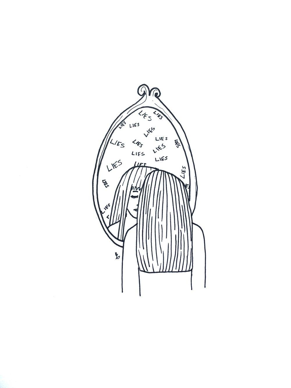 Mirror Lies