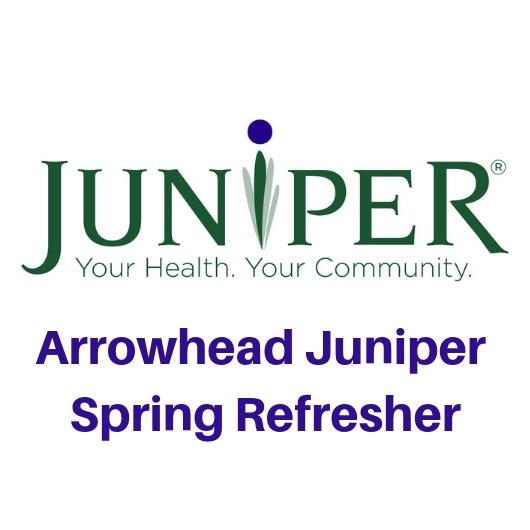 Spring Refresher