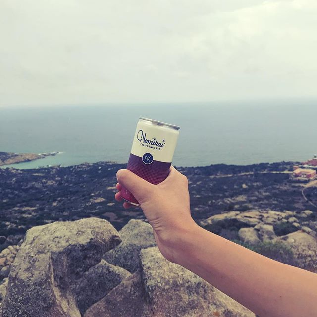 Our Nomikai Red went to Italy!