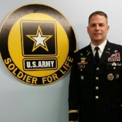 Col. Adam Rocke,  USA (Ret.), former Director of Solider for Life