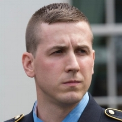 SSG Ryan Pitts,  USA (Ret.), Medal of Honor Recipient