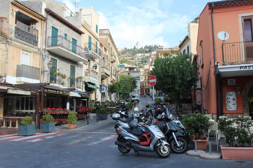 Taormina, Italy -