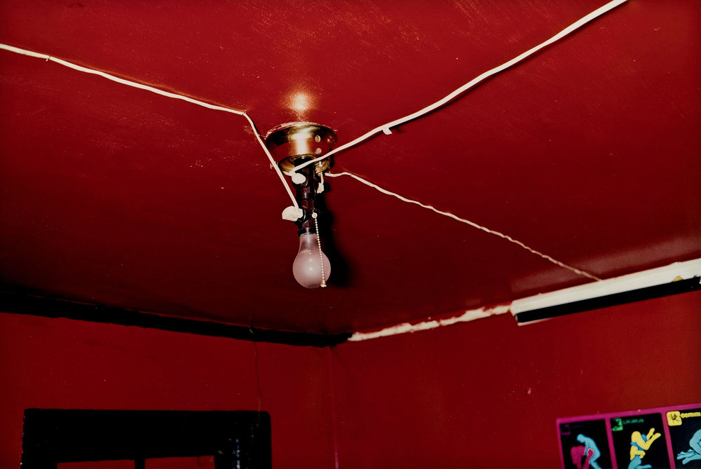 Red Ceiling , 1973