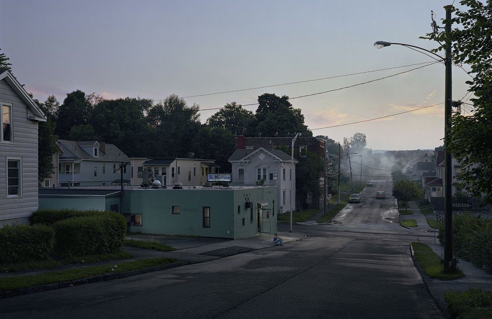 All images ©  Gregory Crewdson  Written by  Anna Trifirò