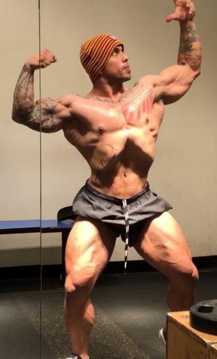 Daniel Gonzales - Bodybuilder