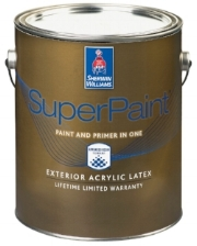 Super Paint Acrylic Latex