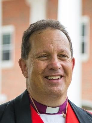 Bishop Andy Lines -