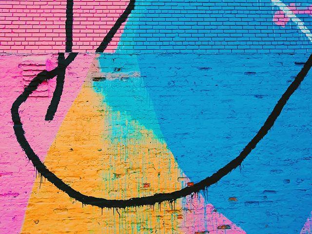 Awash. . . . . .  #abstract #abstractart #cityart #streetart #artiseverywhere #agameoftones #citylimitless #discoveratl #atlantasnaps #focalmarked