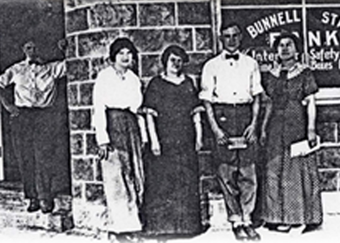 Bunnell State Bank 1917