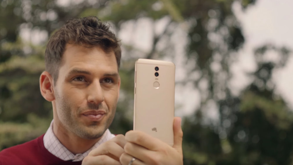 LEAVE THE BACKGROUND   MICROMAX DUAL 5 TVC
