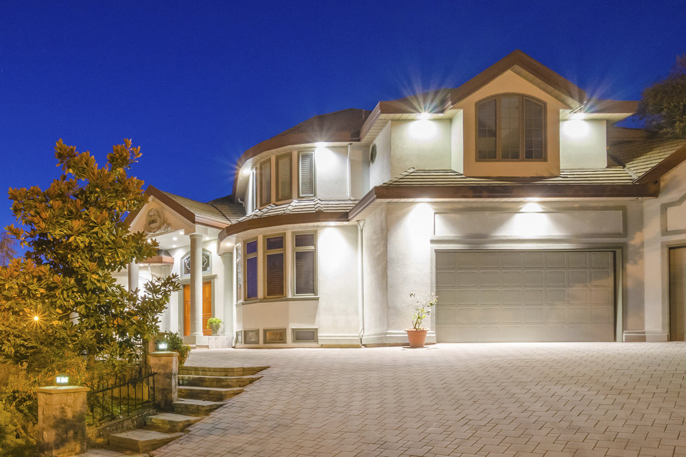 Best security lighting installation in Harrisburg Dauphin County PA