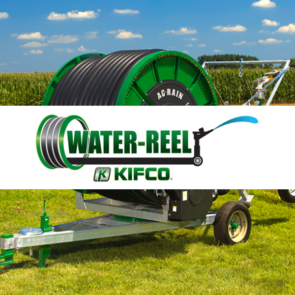 Best Kifco water reel irrigation system installation in Harrisburg Dauphin County PA