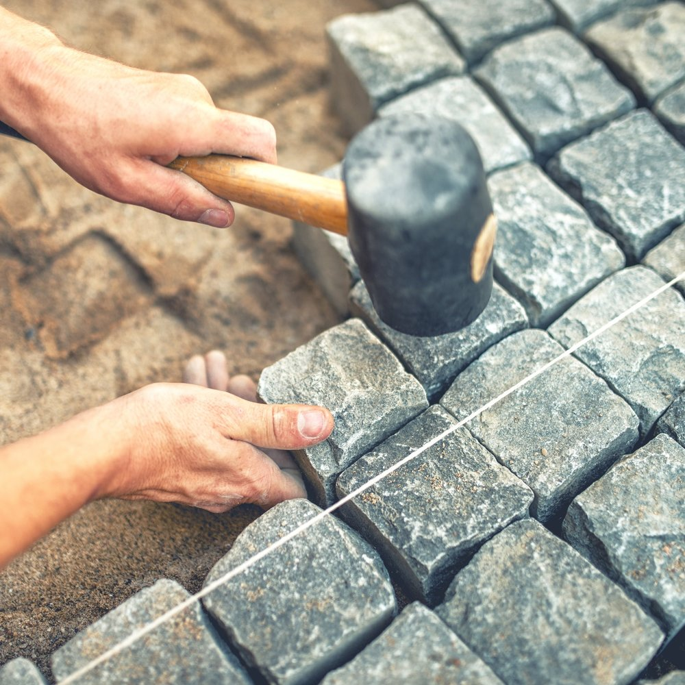 Pavers & Tile -
