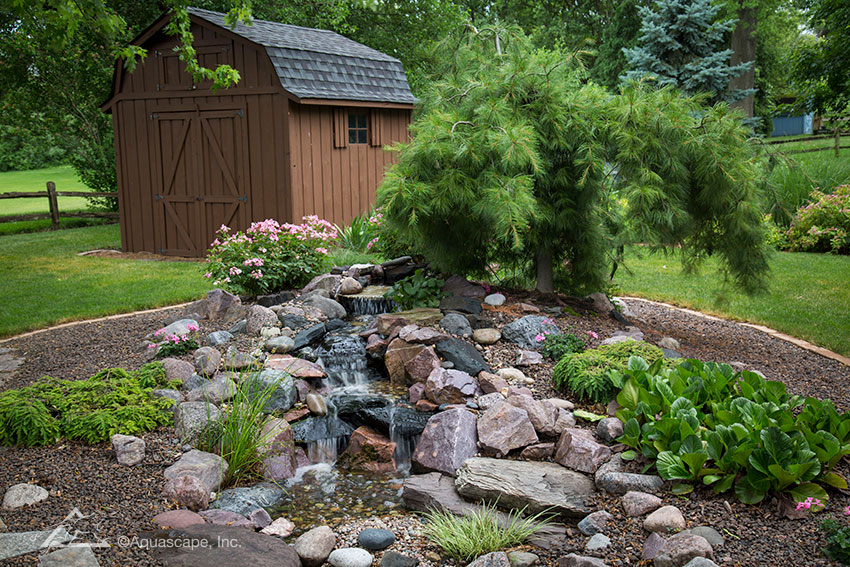 Pondless Waterfall Supplies In Pa Watson Supply