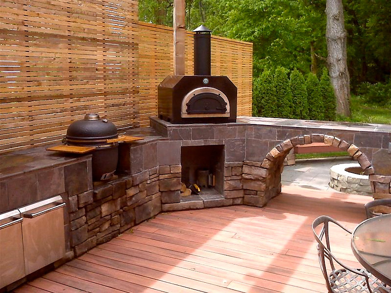 Essential Building Materials for High-End Outdoor Kitchen ...