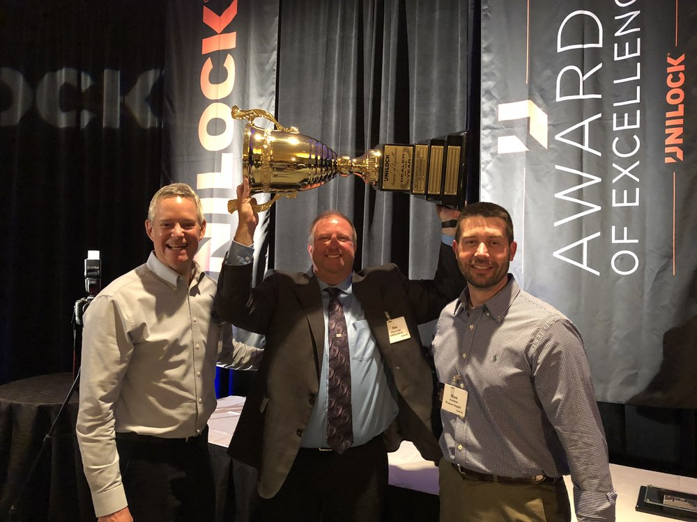 Unilock Dealer of the Year: Watson Supply in PA