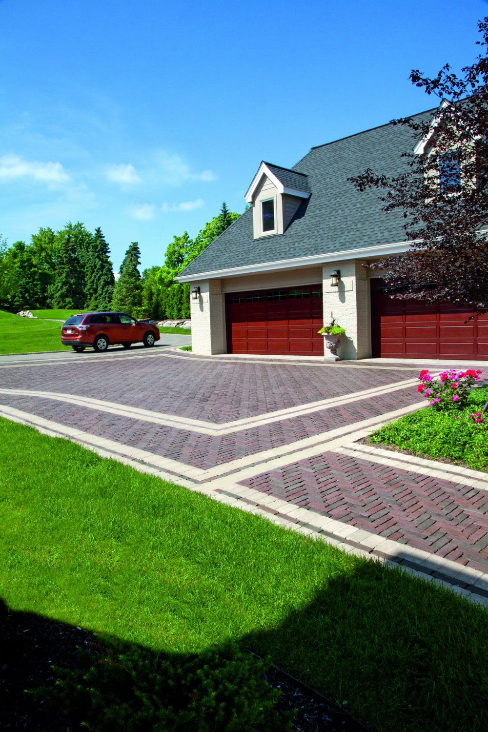 What Kinds of Pavers Are Suited to High-Traffic Areas in York PA?