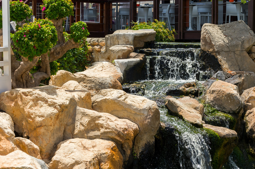 How to Maintain a Pondless Waterfall in Lancaster, PA