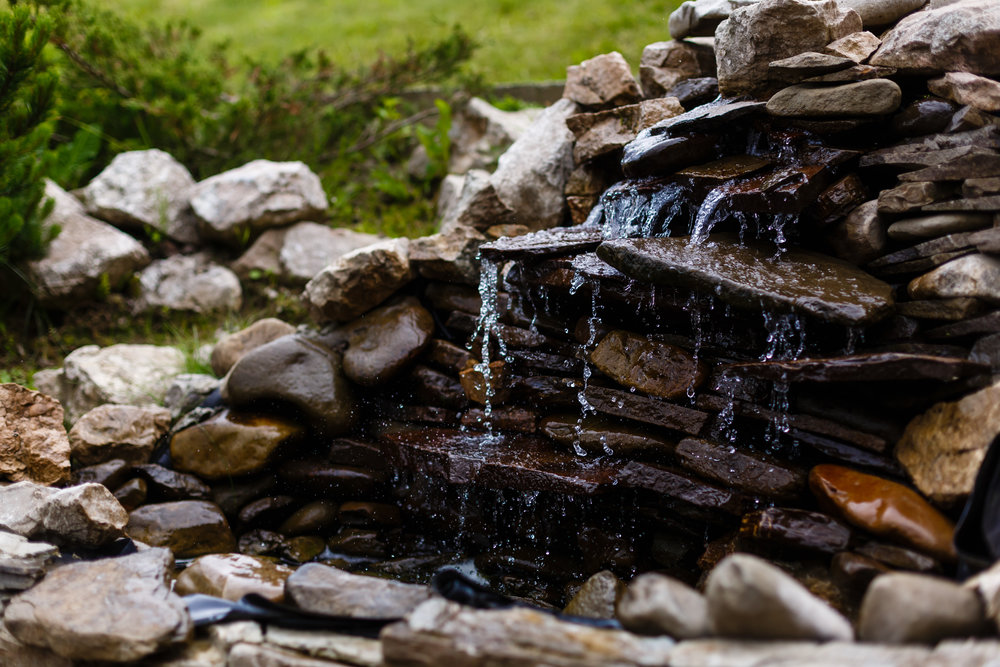 Ideal Water Features for Tranquil Meditation Spaces in State College, PA
