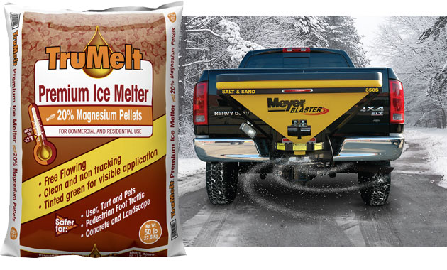 Lancaster PA, Unilock authorized contractor for ice melt products