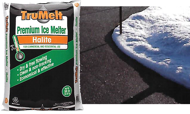 Ice melt products by authorized Unilock contractor in York, PA