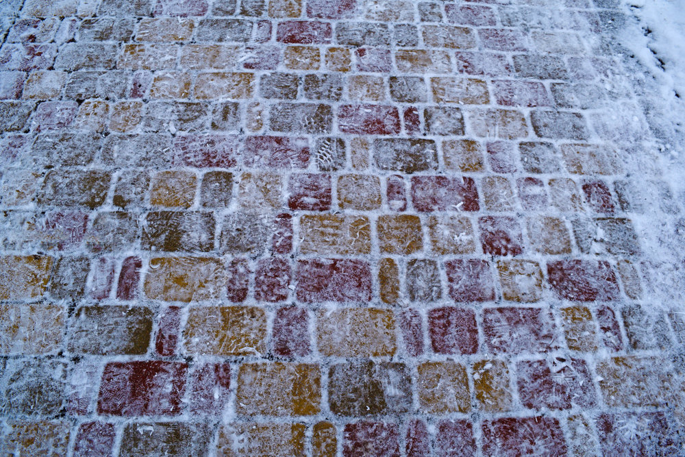 Protecting Hardscapes with Ice Melt Products During Harrisburg, PA, Winters