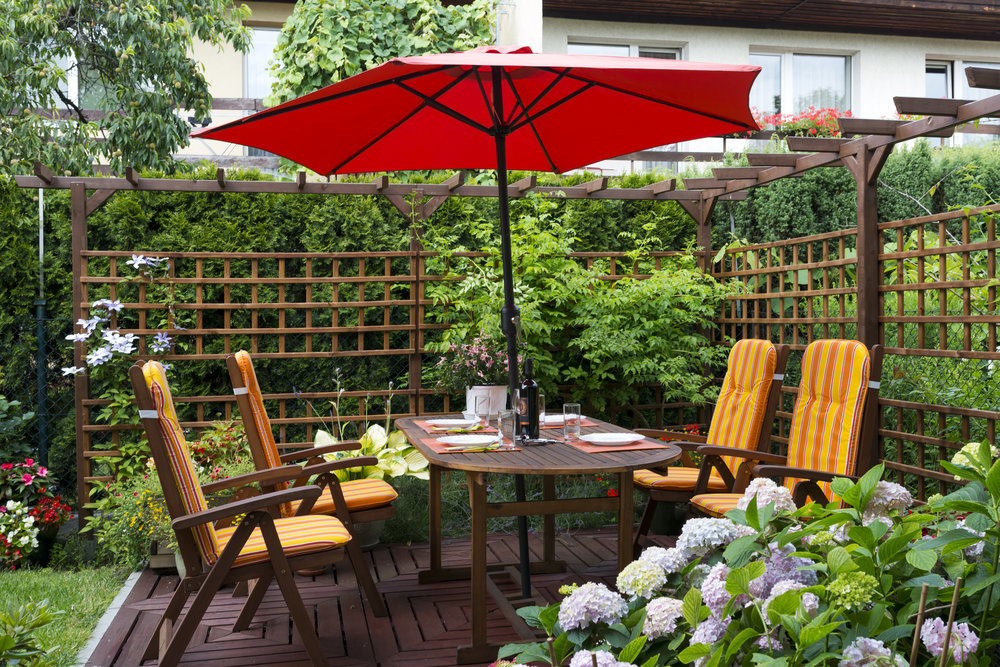 Transform Your Client's Courtyard into a Private Outdoor Living Space in York, PA