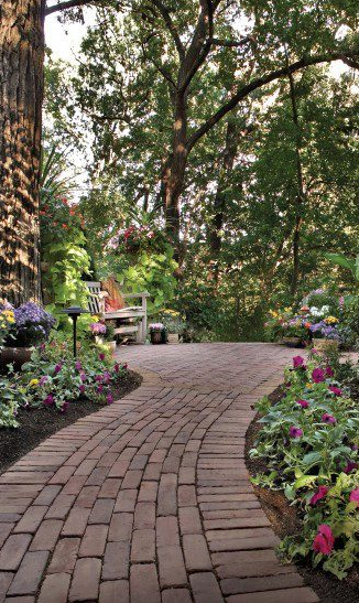 Use the Best Pavers from Our Stone Supply for Your Customer's State College, PA, Walkway