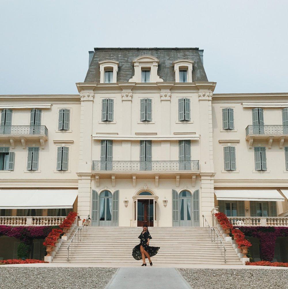 Hotel Eden Roc Antibes, France