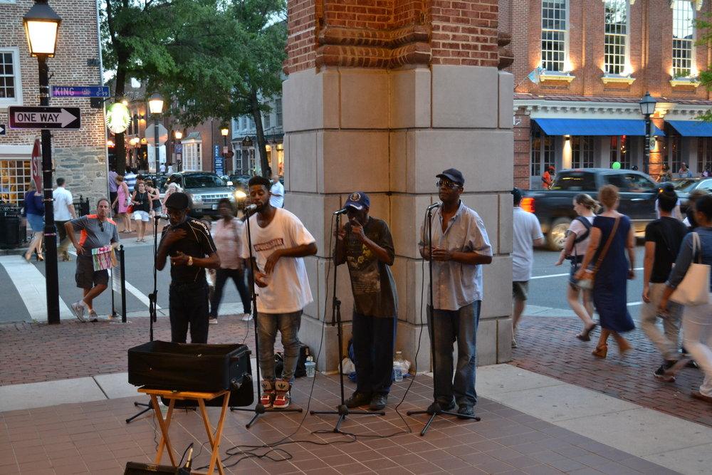 King Street Acapella Boys Group
