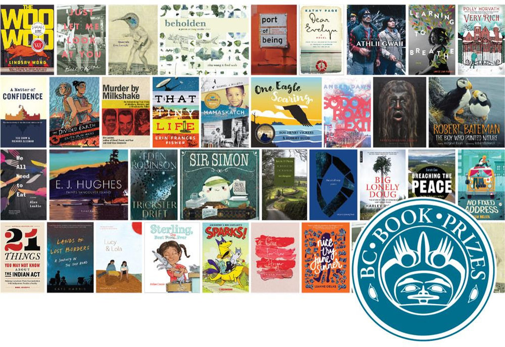 BC Book Prizes 2019