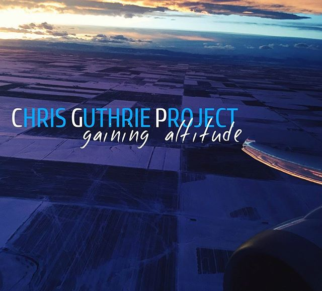 "Need stocking stuffers for the jazz lovers in your life? Check out the debut album from the Chris Guthrie Project called ""Gaining Altitude"", co-written and produced by Steve Oliver! Fans of David Benoit, Joe Sample, and Pat Metheny Group will dig it. Link in our bio. . . . #chrisguthrieproject #steveoliver #gainingaltitude #contemporaryjazz #smoothjazz #jazzpiano"