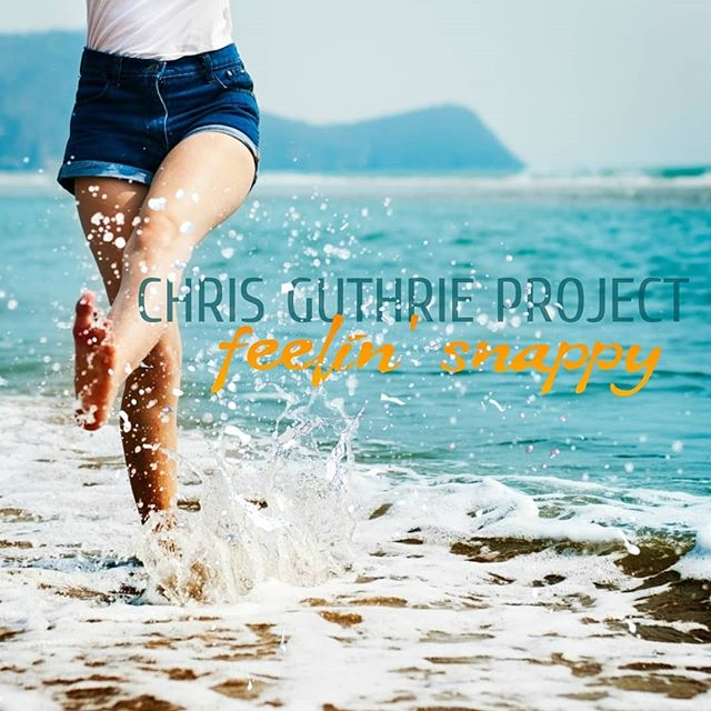 "The Chris Guthrie Project's new single ""Feelin' Snappy"" is shipping to radio! The punchy Santana inspired track, co-written with hit guitarist Steve Oliver, is from the album Gaining Altitude, out now! Stay tuned for details and thank you radio for the continued support! . . . #chrisguthrieproject #steveoliver #chrisguthrie #feelinsnappy #smoothjazz #santana #groove #guitar #jazz #pianojazz #jazzlovers #goingforadds #newsingle #gainingaltitude #jazzradio"
