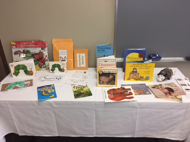 Great Books Table