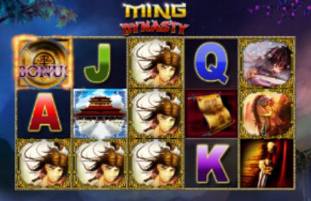 Mind Dynasty Slot Game - screenshot