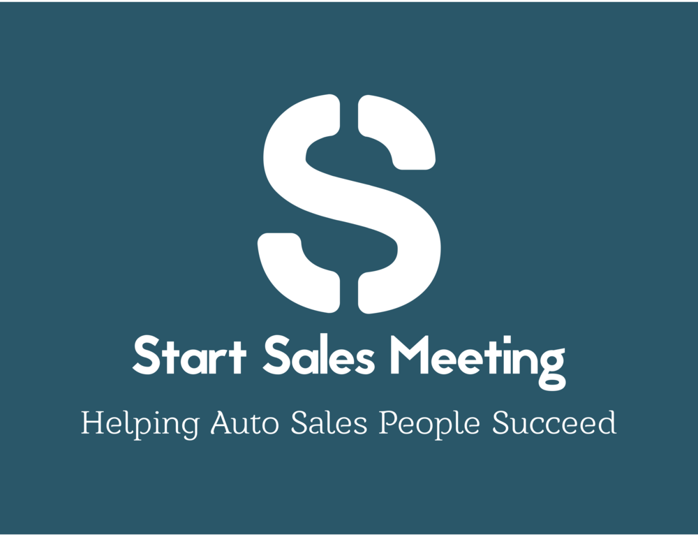 Start Sales Meeting Logo