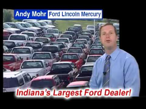 Andy Mohr Ford Sales Positions