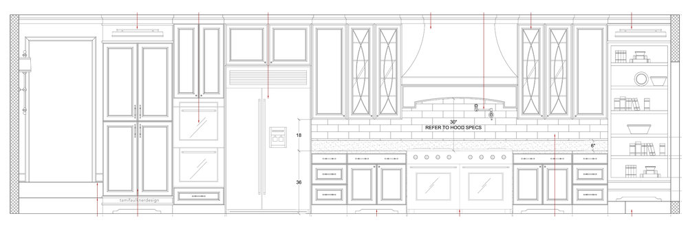 tami faulkner design kitchen hood design