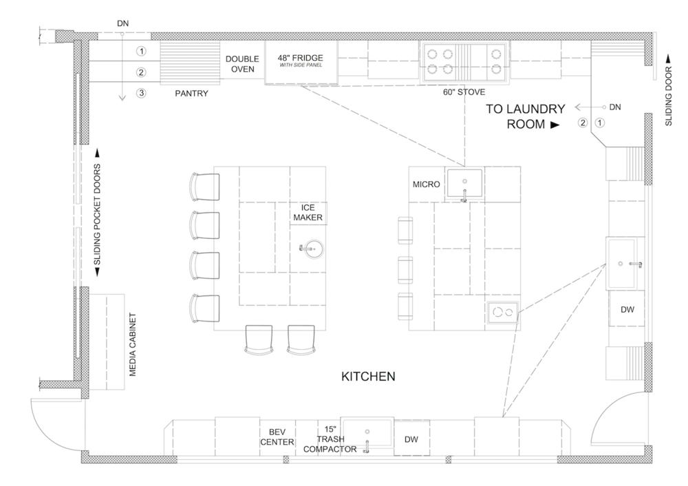 tami faulkner kitchen design