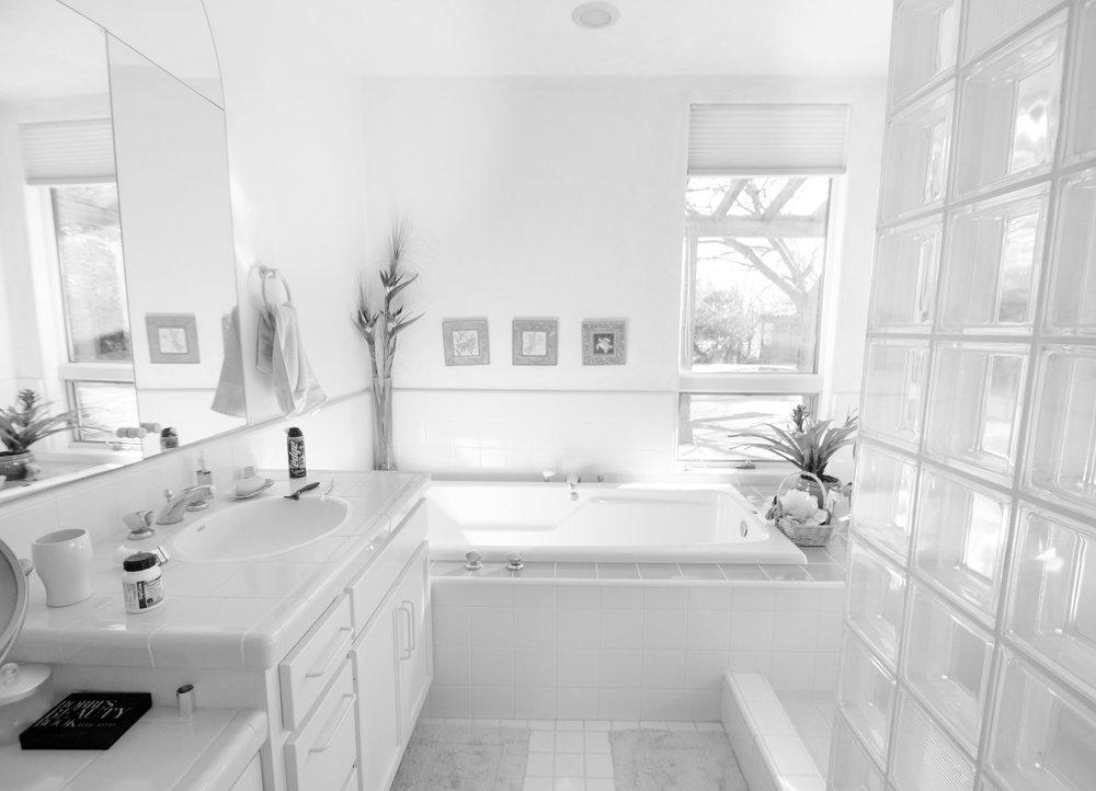 bathroom before photo