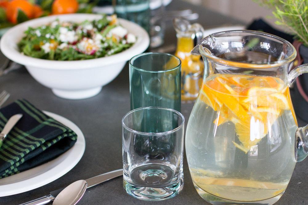 tami faulkner design flavored water