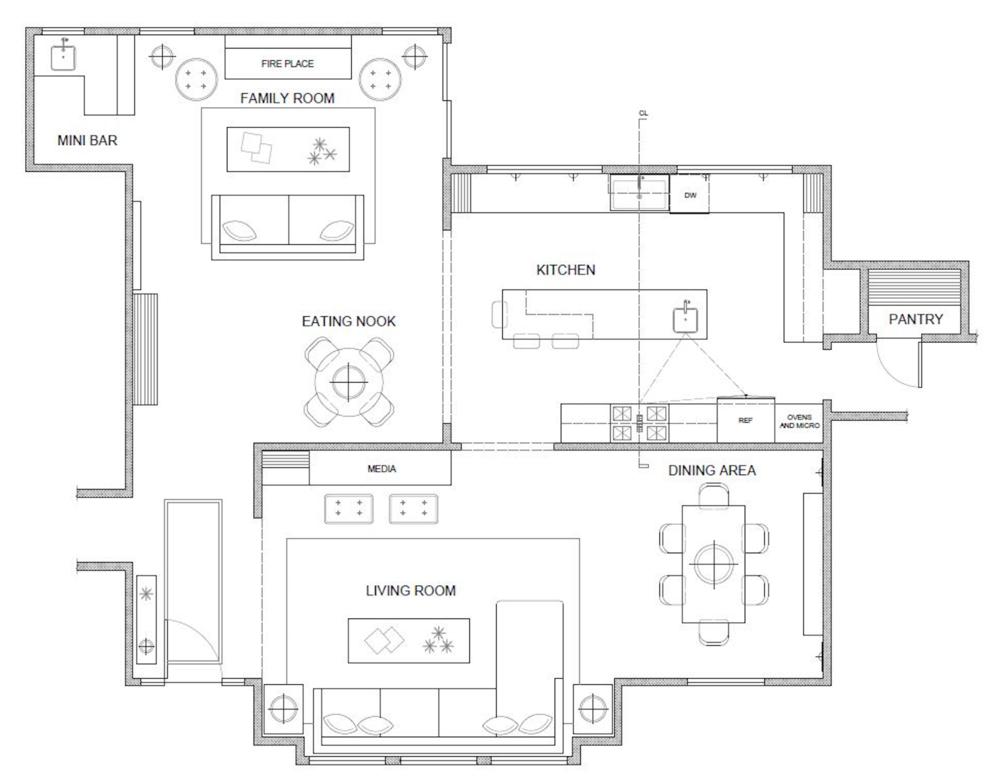 tami faulkner design kitchen design